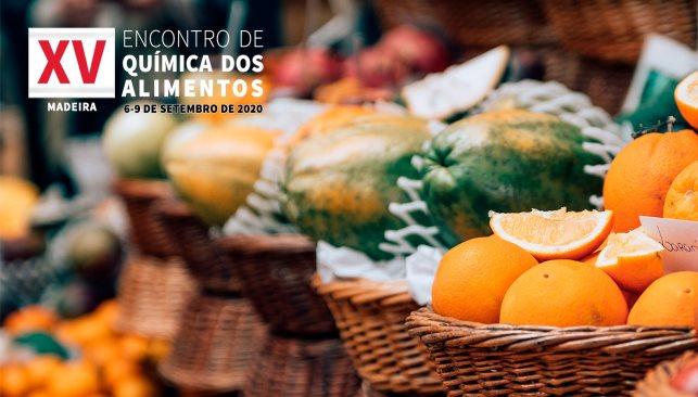 XV Encontro de Química dos Alimentos